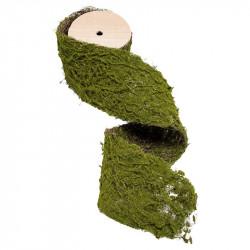 Mossa på rulle, 10cm, konstgjord mossa
