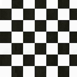 Folie med klæb, skakstern (D.C. Fix mønster), selvklæbende vinyl