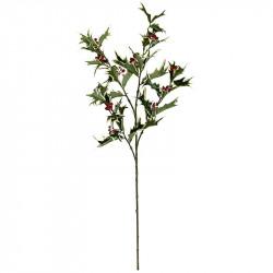 Järnek, gren m bär, 94cm, konstgjord växt