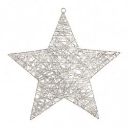 Stjerne med glimmer