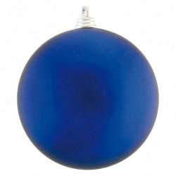 Julekugler, blanke Ø 6cm