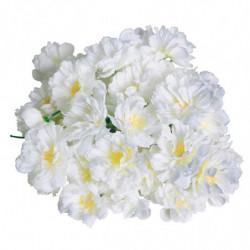 Gerbera blomsterhoved, 30cm til ophæng Lyserød