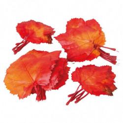 Vinblade i 36 stk./pose (Efterårsblade)