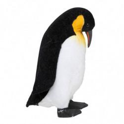Pingvin med hoved ned