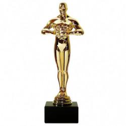 """Figur """"Film Award"""" på sort fod"""
