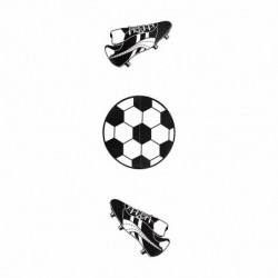 Fodboldtophæng med 1 bold og 2 fodboldstøvler
