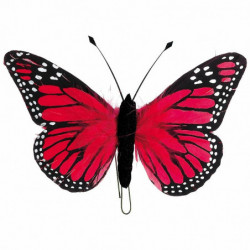 Gerbera, Ø 10cm x 27cm, Pink i cremefarvet-potte