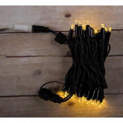 Lyskæde med 100 LED dioder