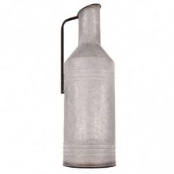 Vase / kande i zink