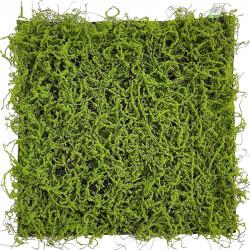 Græs plade, 50x50cm, kunstig græs