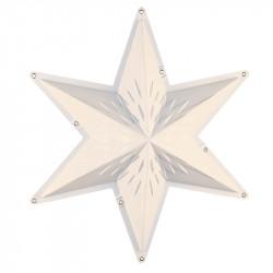 Stjerne, 2 halvdele