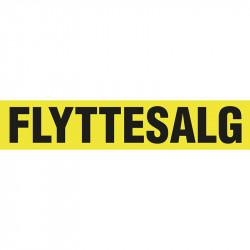 """Plakat """"Flyttesalg"""""""
