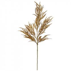 Eukalyptusgren, guld, 99cm, kunstig gren