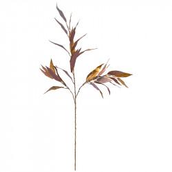 Bambus gren, kobber, 114cm, kunstig gren