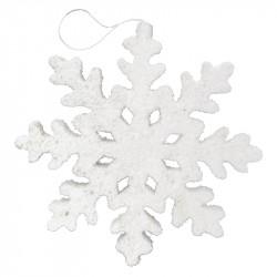 Snefnug med 8 spidser, 25cm