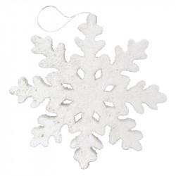 Snefnug med 8 spidser, 40cm
