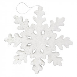 Snefnug med 8 spidser, 50cm