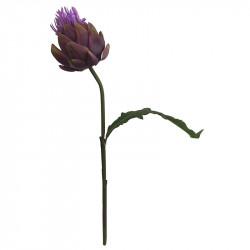 Artiskok blomst, 62cm, kunstig blomst