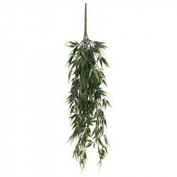 Bambu-hängväxt 75 cm, konstgjord växt