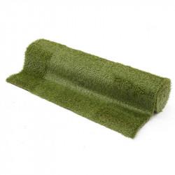 Græsmåtte til inde- og ude 1x3m, kunstig græs UV