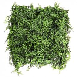 Bladmix-platta, UV-skyddad, 50 x 50 cm, konstgjorda blad