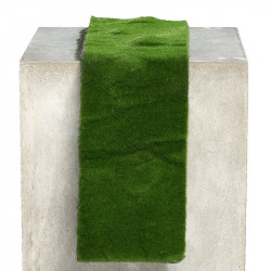 Moss-matta 160 x 15 cm, konstgjord mossa