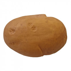 Bakpotatis, 10,5 cm, konstgjord mat