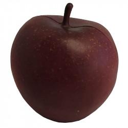 Apple, Röd matt, konstgjord mat
