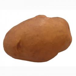Potatis, 7,5 cm, konstgjord mat