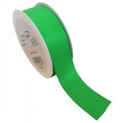 40 mm Satinband med kantsöm, Ljusgrön