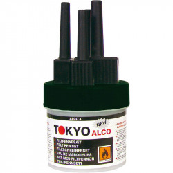 Skyltbläck-behållare (Tokyo Alco)