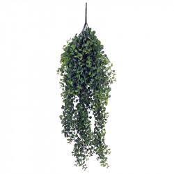 Pilea hænger, 88cm, Kunstig plante