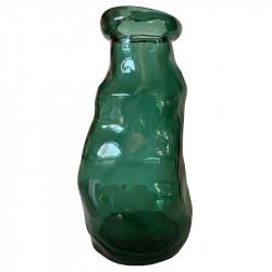 Vas - simplicity - H25cm, grön