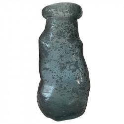 Vas - simplicity - H25cm, Frostad blå