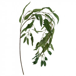 Pilträd hängande, grönt, 143 cm, Konstgjord Växt