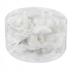 Roshuvuden 20 st/förpackning, vit