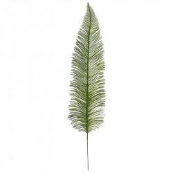 Ormbunke, bladgren, 60 cm, konstgjorda blad