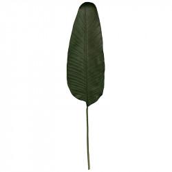 Bananblad 110 cm, konstgjort blad