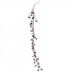 Körsbärsgren, girlang, 160 cm, konstgjord blomma