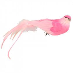 Fugl med klips, kunstig dyr