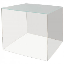 Akryl-podium 30x30 cm