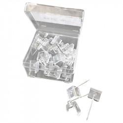 Hållare med nål för: Prisindex, Compact Midi