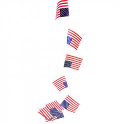 Flaggirlang, USA