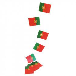 Flaggirlang, Portugal