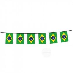 Flaggirlang, Brasilien