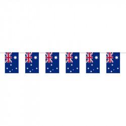 Flagranke, Australien, 10 flag 4,5 m 20x27 cm