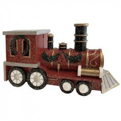 Tåg, lok, för dekoration