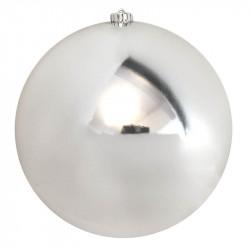 Julgranskula, silver, 25 cm