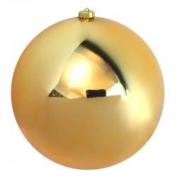 Julgranskula, guld, 25 cm