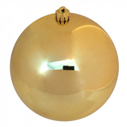 Julgranskula, guld, 14cm